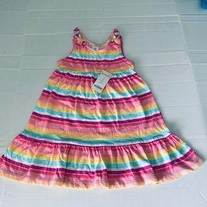 NWT Gymboree Pink Stripe Dress Sz 3T $18